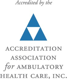 Accredited by the AAAHC