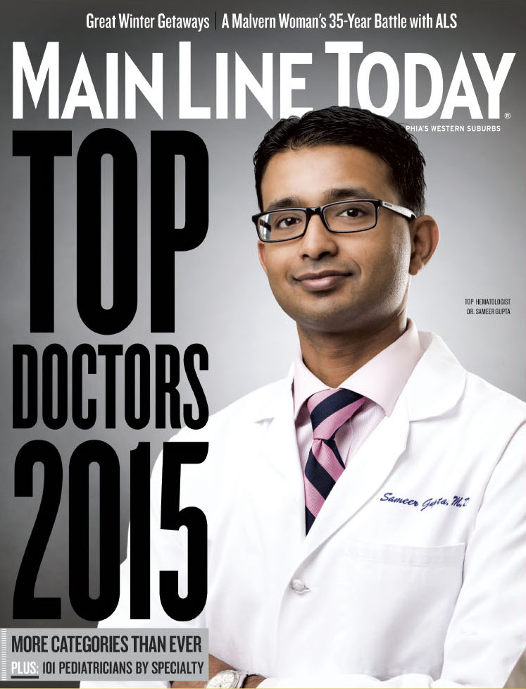 Main Line Today Top Doctors 2015 Issue
