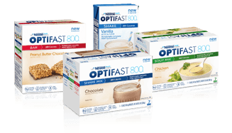 Optifast products