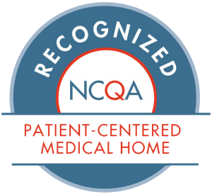 Recognized by NCQA